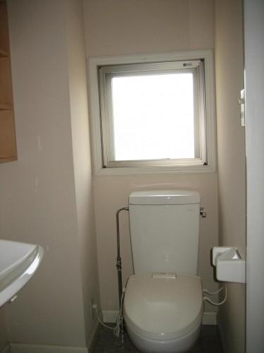 トイレ内部です!