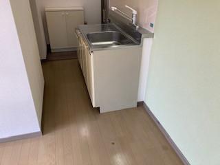 冷蔵庫スペースです!