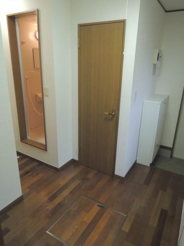 トイレ・浴室入口です!