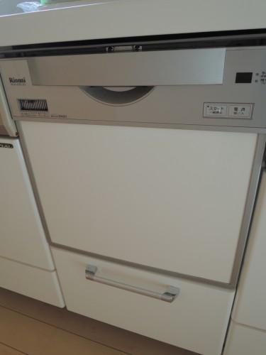 食器洗浄機付!