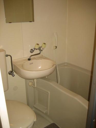 浴室内部です!