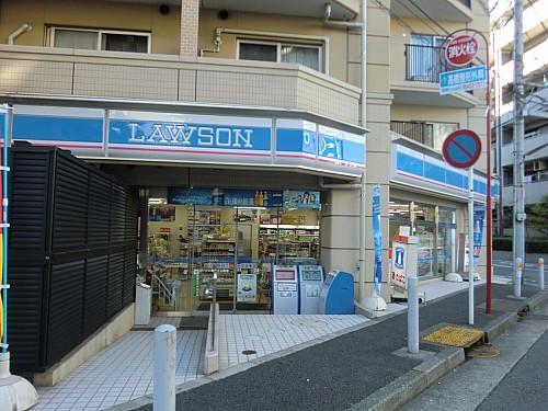 ローソン横浜大口通店