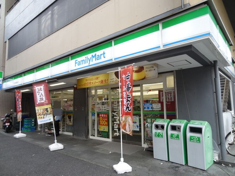 ファミリーマート関内蓬莱町店
