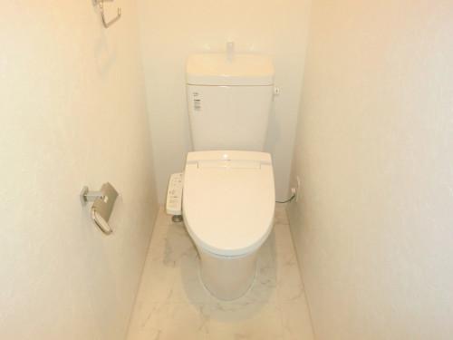 トイレ 内装前