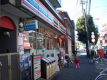 セブンイレブン横浜大口仲町店