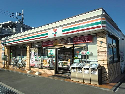 セブンイレブン横浜笹堀店