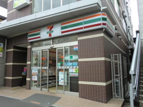 セブンイレブン横浜反町駅前店