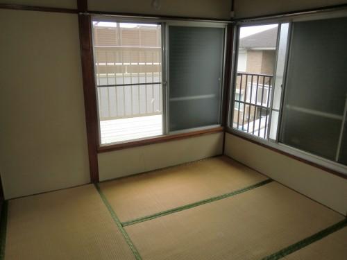 2F和室(2)内装前