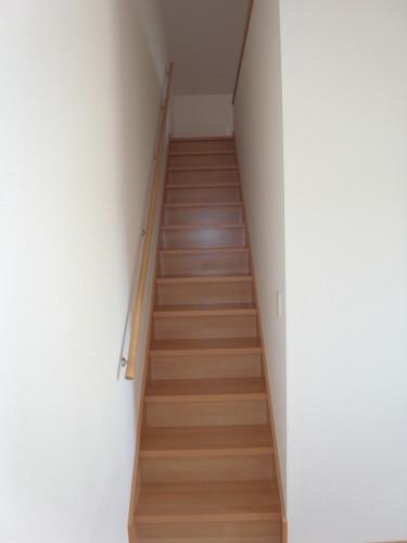 ロフト用固定階段
