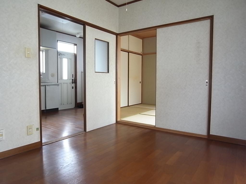 洋室・和室・キッチン