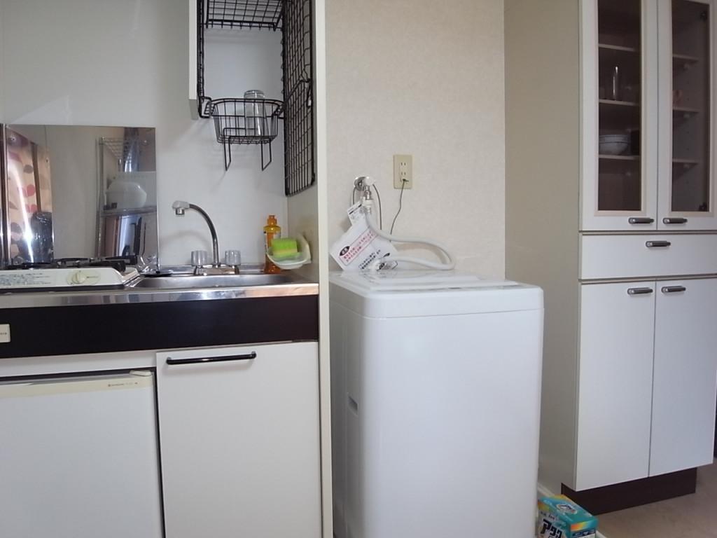 キッチン・洗濯機・食器棚