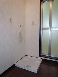 脱衣所・洗濯機置き場