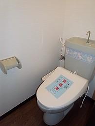 シャワー水洗トイレ(平成28年9月新設)