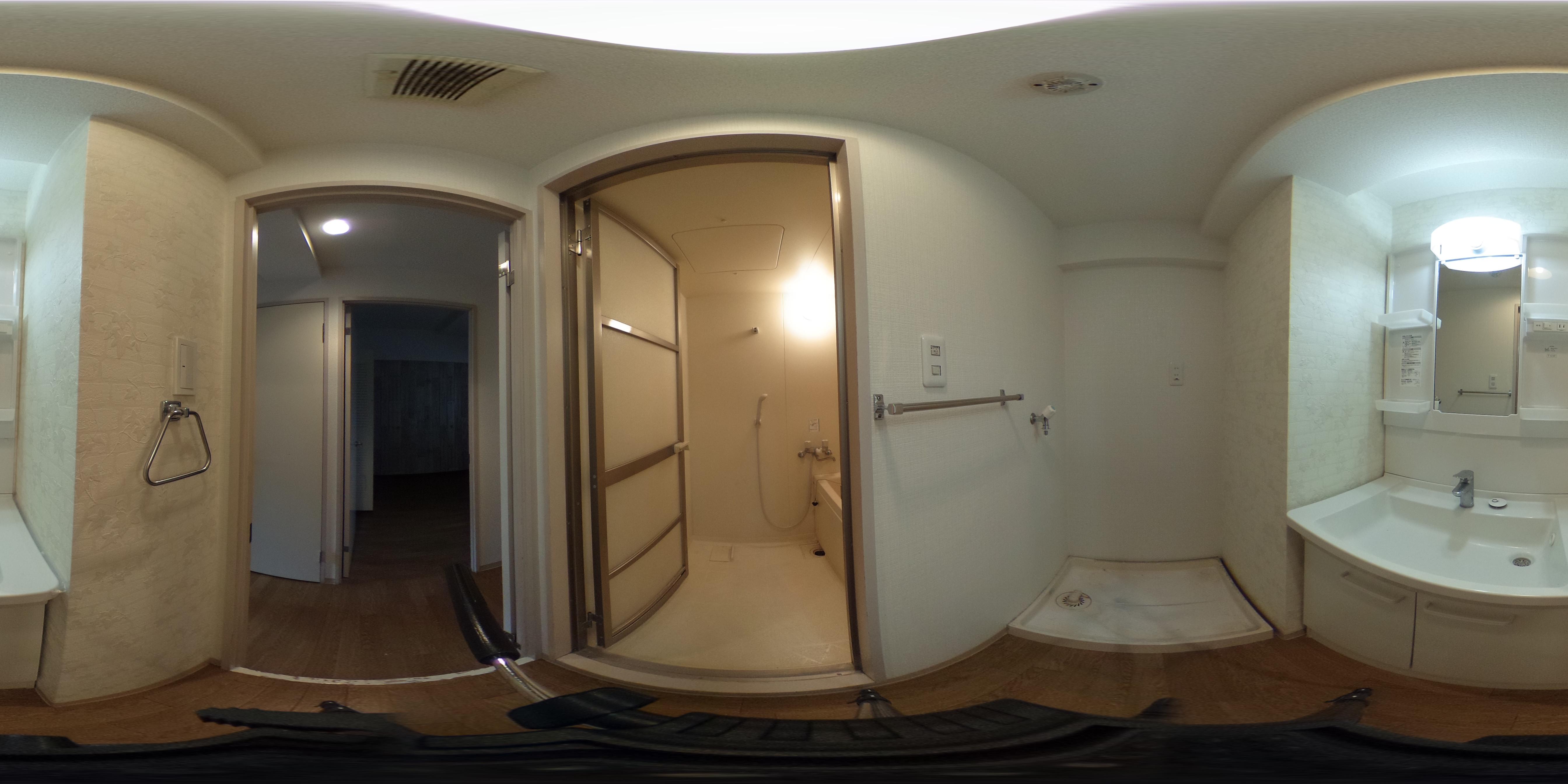 洗面脱衣所・浴室