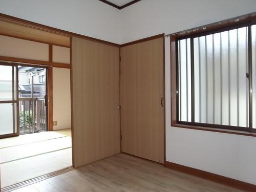 2階 洋室・和室