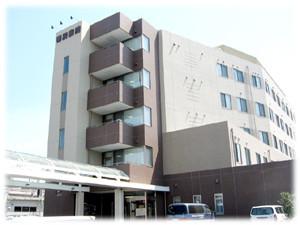 鴨居病院 530m