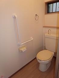 トイレ(新規交換)