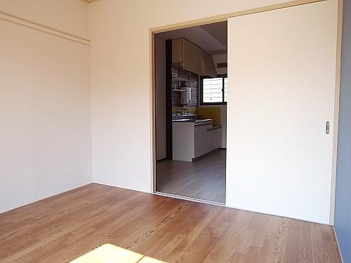 洋室4.5帖・キッチン