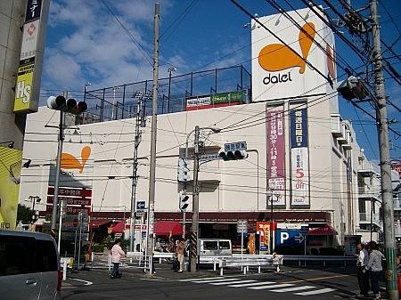 スーパー ダイエー 720m