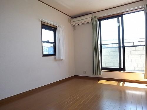 2階 南側洋室6帖
