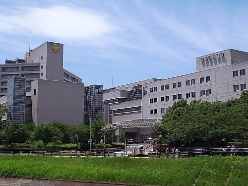 横浜労災病院 736m