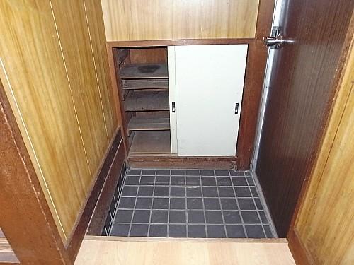 玄関・下駄箱