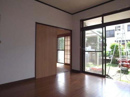 1階洋室・和室