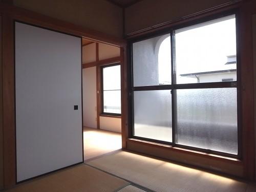 2階和室・洋室