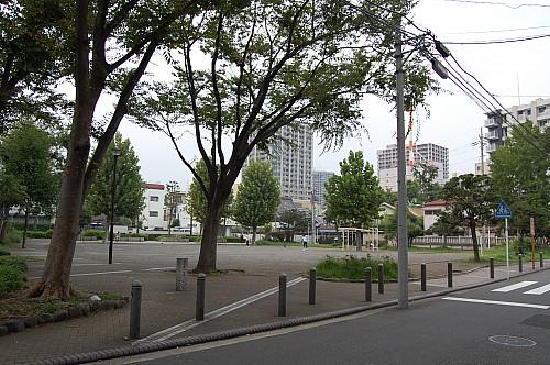 東神奈川公園