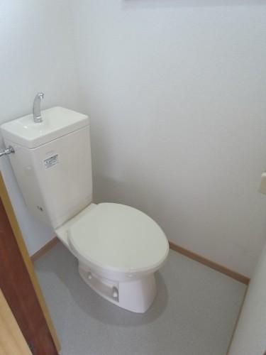 トイレ 洋式に新規交換