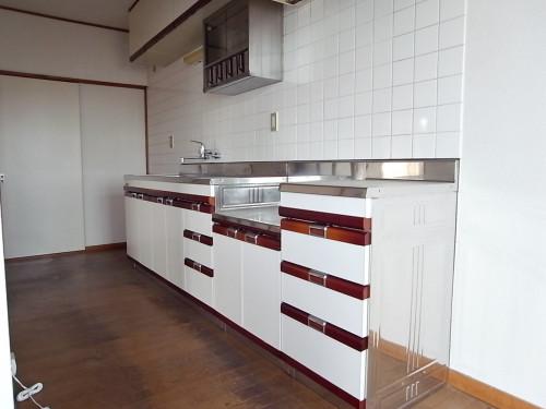 3LDK:キッチン