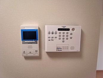 ALSOKホームセキュリティコントロールパネル