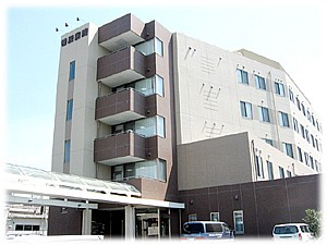 鴨居病院 311m