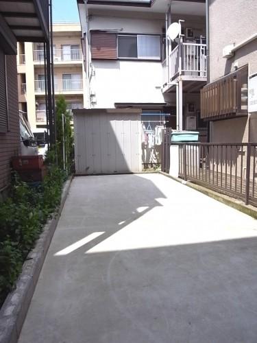 駐輪場・バイク置き場(有料)