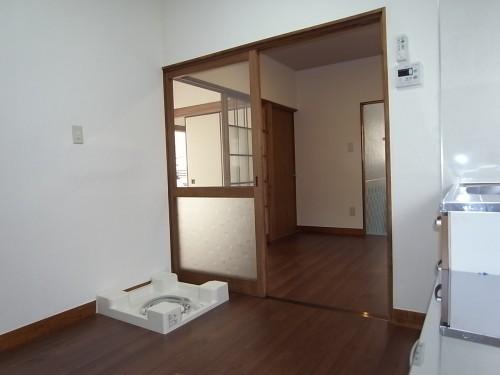 玄関ホール・室内洗濯機置き場