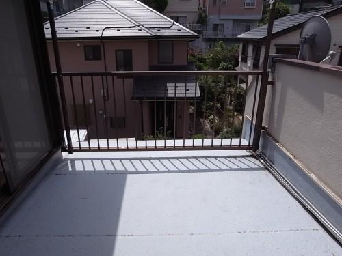2階ベランダ