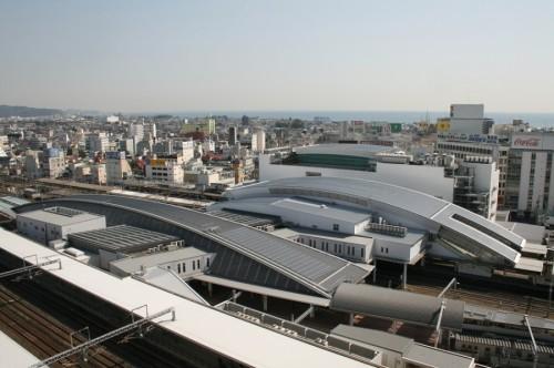 最寄り駅「小田原」駅まで徒歩8分