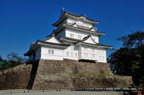 休日は小田原城へお散歩出来ます