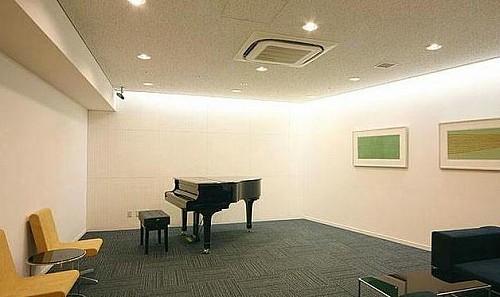 楽器演奏室