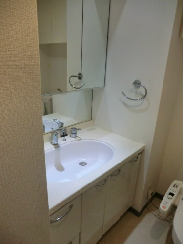 洗面台・トイレ