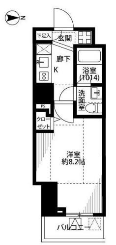 ハイネス哲学堂【ホームズ】建物情報|東京都新宿 …