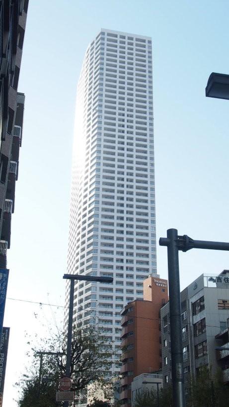 ザ・パークハウス西新宿タワー60~外観