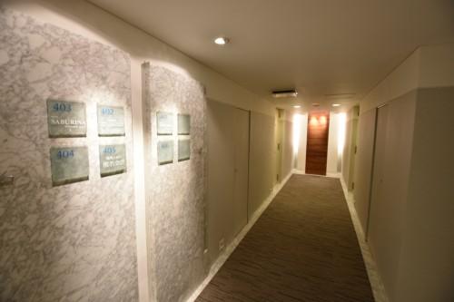 4階共用廊下