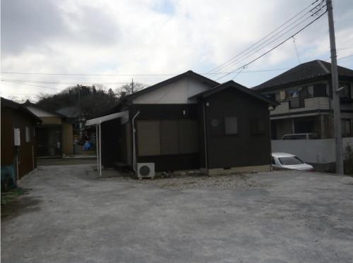 橋本駅バス通勤敷地内駐車場2台分法政大学至近ルームシェア相談可2DK貸家
