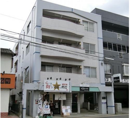 相模原市中央区並木 リヴィールマンション2LDKペット可3階角部屋賃貸物件