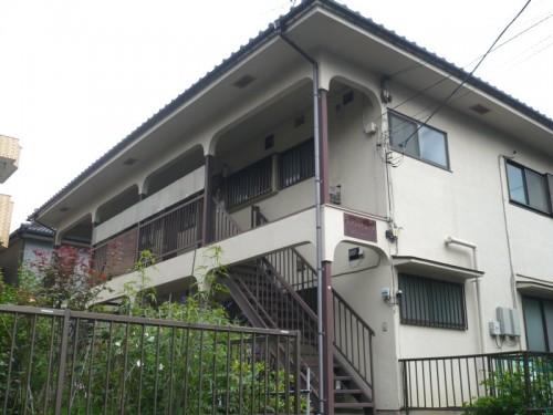 相模原市緑区西橋本アパート物件情報(有)リビングホームモンシャトレー1  外観