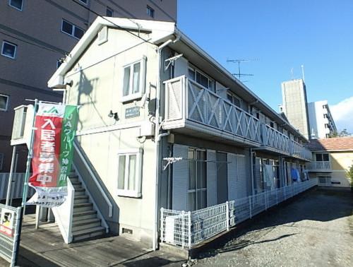 橋本駅徒歩圏駅近好立地単身ルームシェア高齢者相談可アパート物件情報(有)リビングホーム
