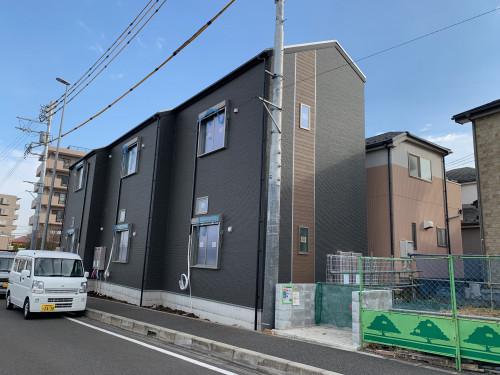 現地外観:相模原市緑区橋本新築賃貸アパート物件情報リビングホーム