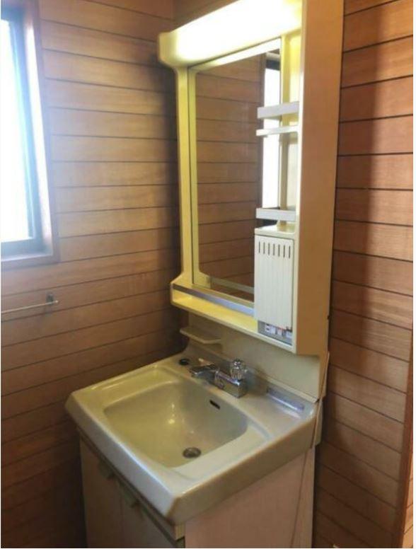 2階にも嬉しい洗面化粧台