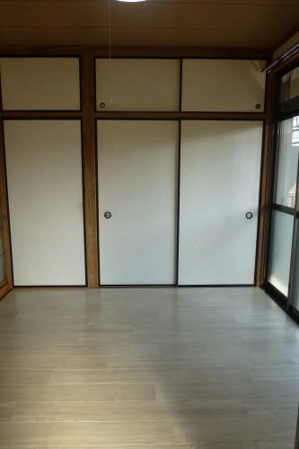 相模原市緑区西橋本アパート物件情報(有)リビングホームモンシャトレーⅡ 畳クロス張り替え済み綺麗です